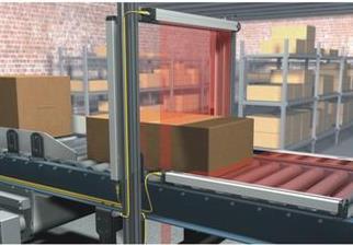 高端自动化测量、检测光幕